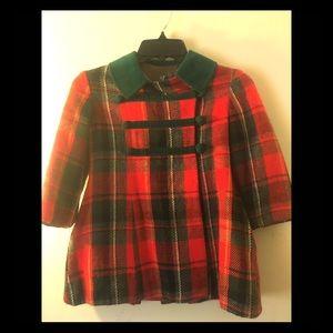 Children's vintage 50's coat